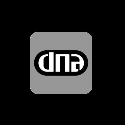 DNA's logo